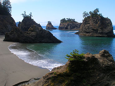 Brookings Is A Hot Spot On The Oregon Coast For Painting Works Wild Rivers Art