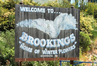 Brookings-Sign