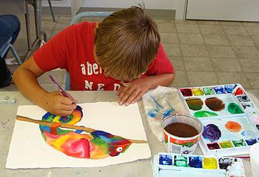 Картинки лето август для детей
