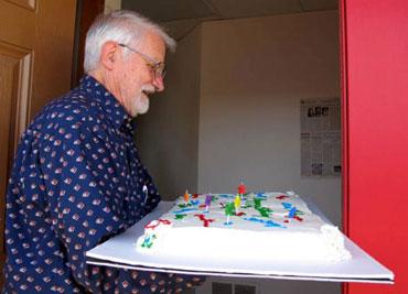 Horst-Marge's-Cake