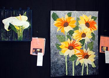 Sunflower-Quilt