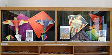 Library-Kite-Display