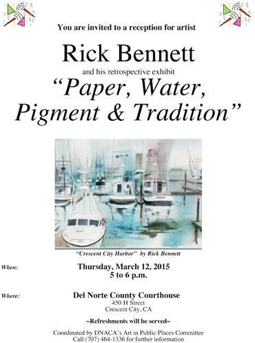 Poster-Bennett-Reception