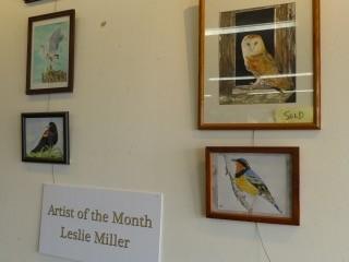 Leslie Miller - Wright's
