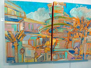 Robert-Lortscher-paintings