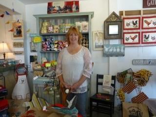 Janet Thompson at FYN