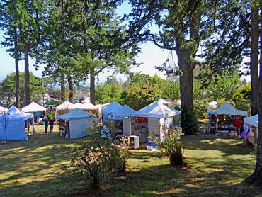 Festival-Booths