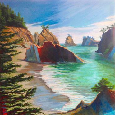 Secret-Beach-Spencer-Reynolds-Semi-Aquatic