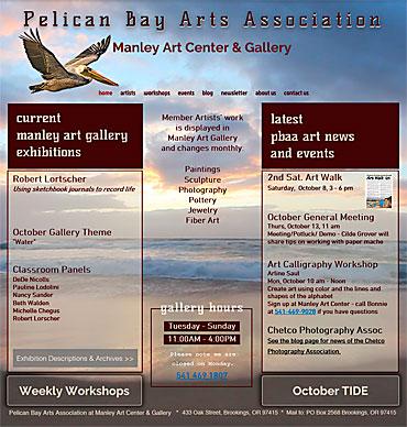 PBAA-Website-screenshot