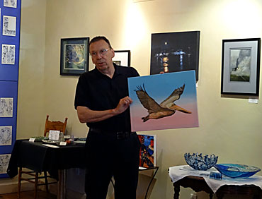 Pete-Chasar-&-Pelican-painting