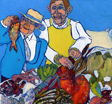 Fullerton,-Stan_untitled_Fish-Monger