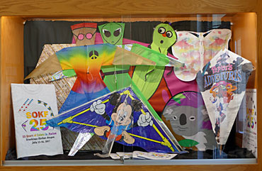 Library---Kite-Festival-display