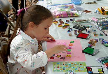 Kids Art Zone Maddie