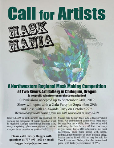 Mask-Call-for-Art-poster