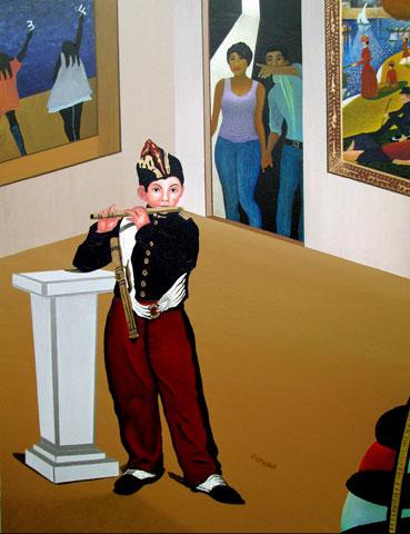 Stephen-Von-Mason -Museum-Visit