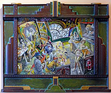 BSG-Harold-Fox-painting