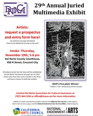 DNACA-29th-Juried-Show-poster